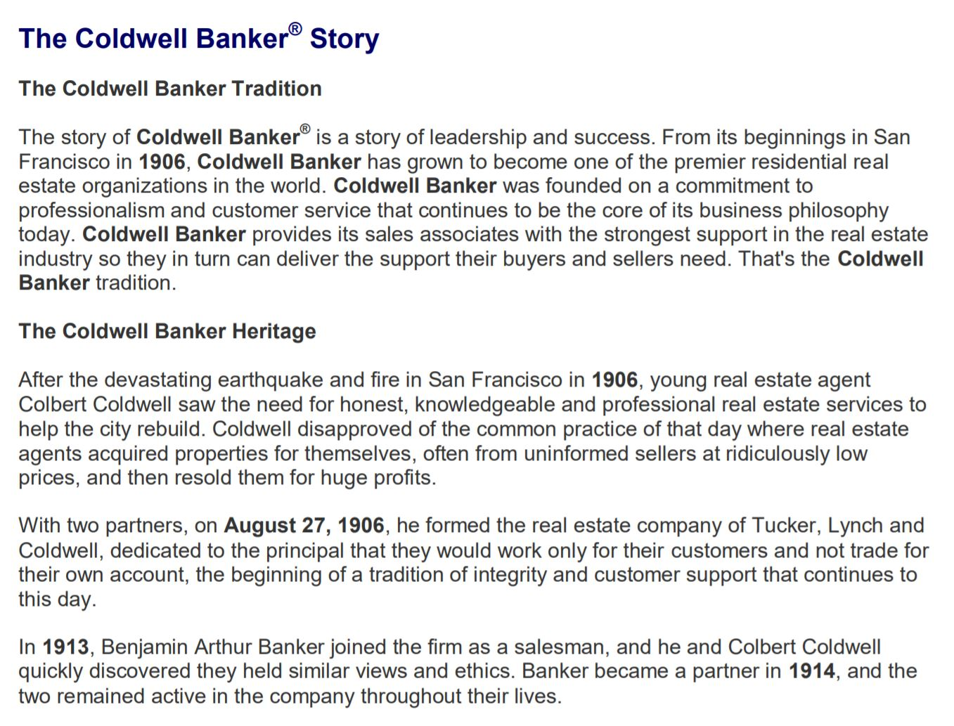 SUBMIT: The Coldwell Banker Story.JPG